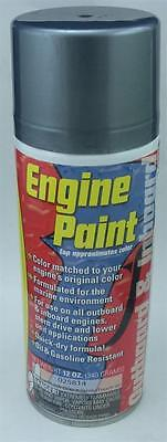Moeller 025814 Yamaha BlueGray Outboard Motor Paint For 4 Stroke Pack of 2 20089