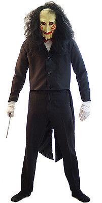 Halloween/Unheimlich/Blutig/Grauenhaft Herren SAE Komplettes Kostüm von Größen