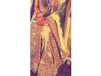 Wedding lengha heavy bridalwear