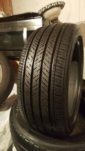 4 pneu d'ete Michelin Pilot HX MXM4 215 45R 17 comme neuf