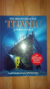 The Discovery of the Titanic - Book