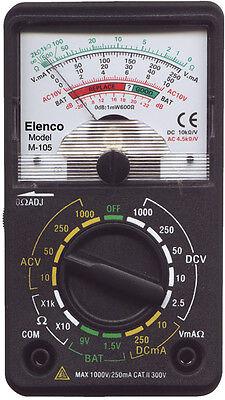 Elenco M-105 Analog Vom Meter
