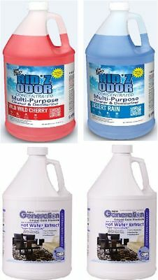 Carpet Cleaning - Super Concentrate Professional Chemical Deodorizer