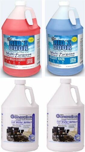 Carpet cleaning - Super Concentrate Professional  Chemical & Deodorizer