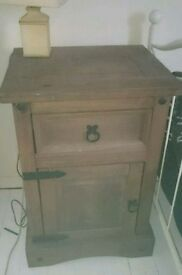 Rio bedside cabinets in very good condition. Two available