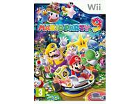 Mario Party 9 Nintendo Wii game