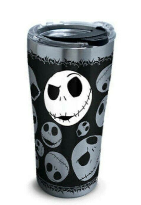 Disney Nightmare Before Christmas Tervis Tumbler 20Oz Stainl