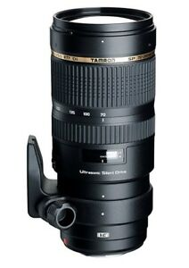 Tamron SP 70-200MM F2.8 DI VC USD Telephoto Zoom Lens for Nikon
