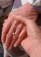 Canadian Diamond Engagement Ring & Wedding Band