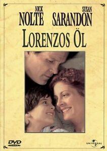 Lorenzos Öl * DVD * mit Nick Nolte, Susan Sarandon   NEU  / OVP Lorenzo`s