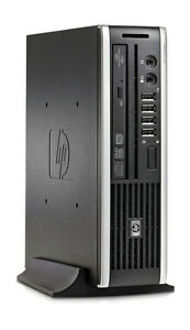 Mega Solde : HP 8000 Elite Ulra Slim Core 2 Duo - 4GB 160GB HDMI