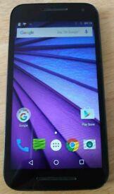Motorola moto g3 16gb unlocked