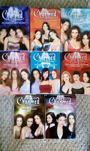Entire CHARMED series