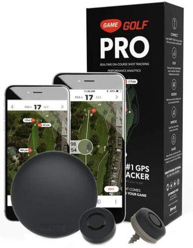 Game Golf Pro GPS Stat Tracker System