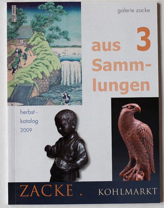 2009 Zacke ASIATICA auction catalog*