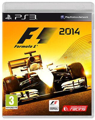 F1: Formula 1 2014 ~ PS3 (in Great Condition) comprar usado  Enviando para Brazil