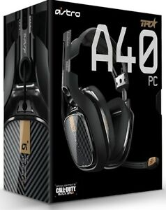NEW ASTRO GAMING A40 GAMING HEADSET FOR PC MAC