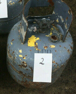 Refrigerant Recovery Reclaim Cylinder Tank - Used
