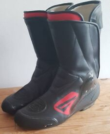 Motorcycle boots. Dainese