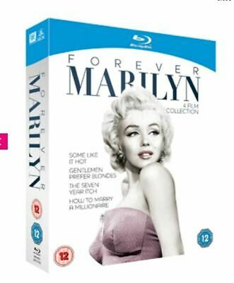 Marilyn Monroe: Forever Marilyn - The Collection Blu-ray Box Set *NEW & SEALED*