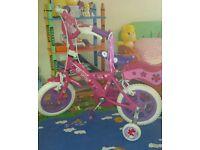 Girls Bike 12inch
