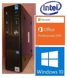 Desktop intel 4 cores Q8400: 2.66 GHZ, 6 GB RAM, 500 GB HD: 135$