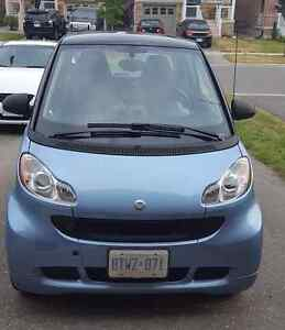 2011 Smart Fortwo Pure Coupe (2 door) - Certified