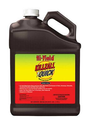 Hi-Yield 32169 Killzall Gallon Quick RTU Weed & Grass Killer