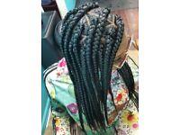 Afro-Caribbean/European/Caucasian Hairdresser