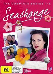 Seachange: Complete Series 1-3 1 2 3 [Region 4] DVD New & Sealed, Free Postage