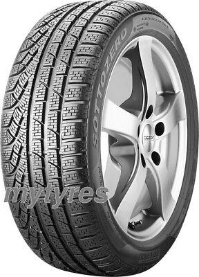 2x WINTER TYRES Pirelli W 240 SottoZero 245/35 R19 93V XL MO with MFS M+S BSW