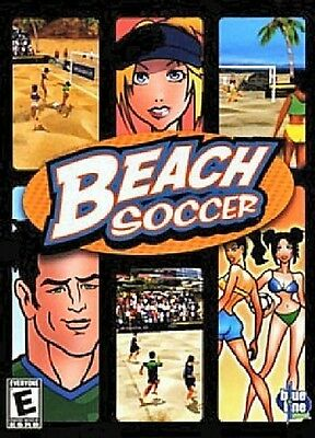 Beach Soccer PC Games Windows 10 8 7 XP Computer sports beach football soccer