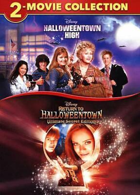 HALLOWEENTOWN 3 & 4: 2-MOVIE COLLECTION NEW DVD
