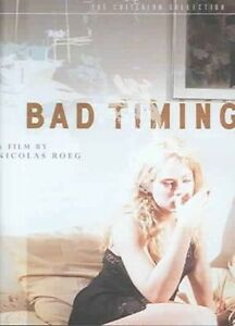 NEW Bad Timing (The Criterion Collection) (DVD)