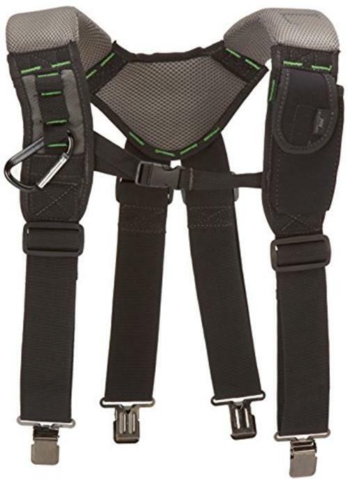 Brown Bag 30289 Gel Foam Suspender With Universal Bite Clips