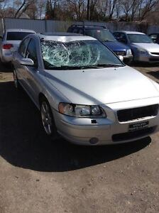 Sale 2006 Volvo S60 for parts incl 8 tires 4 rims - negotiable $