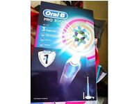 Brand new Oral B pro 3000 electric toothbrush *REDUCED PRICE*