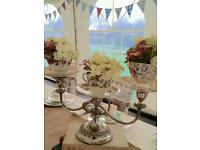 Vintage china hire, props and styling
