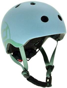 Scoot and Ride Steel Maat XXS-S Kinderhelm SR-HXXSCW03