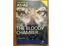 The Bloody Chamber A LEVEL revision guide- York Notes