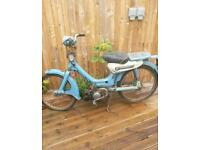 Looking for a donor bike pc50.must be cheap,o