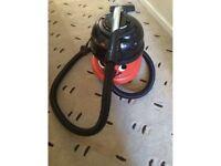Henry vacuum cleaner Hoover