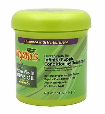 Arganics Infinite Repair Conditioning Treatment, 16 oz