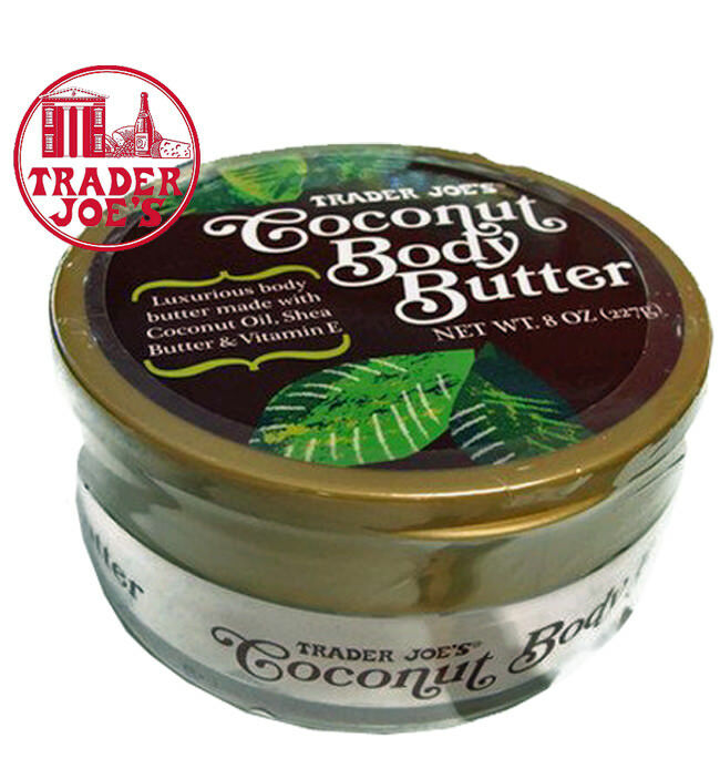 Trader Joe's Coconut Body Butter 8 Oz.  by Trader Joe's