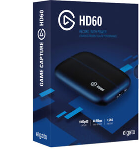 Elgato HD60S USB 3.0, USB 2.0 Game Capture –HOT SUMMER SALE