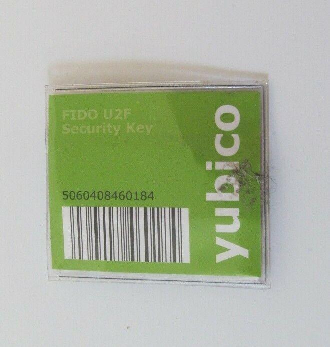Yubico fido Security Key - U2F