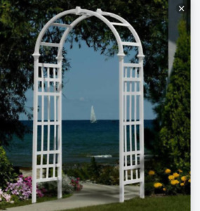 Large Arbour - new