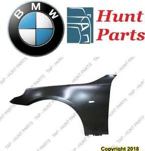 All BMW Fender Bumper Cover Front Rear Grille Hood Inner Liner Fausse Couverture Pare-Chocs Arrière Avant Aile Capot