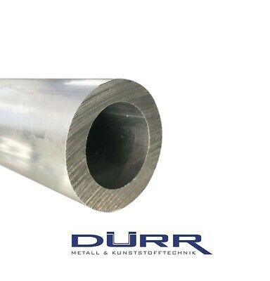 Aluminium Rohr 75x10mm Almgsi1 Lnge Whlbar Alurohr Alu Rundrohr Profil