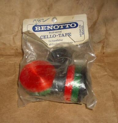 NOS Vintage Benotto Pink Cello Road Bike Handlebar Tape